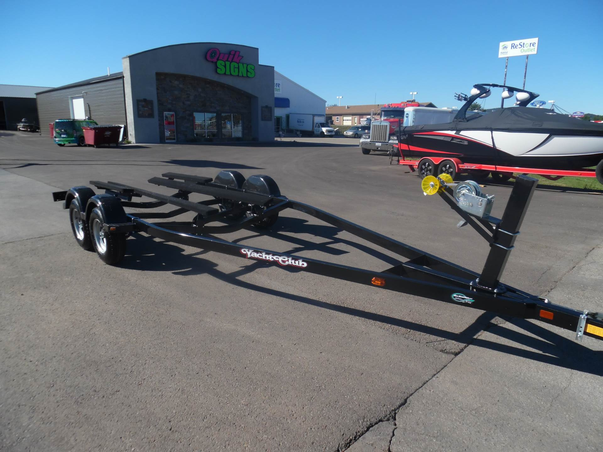 2018 Yacht Club 18-20.5' Tandem Axle Boat Trailer in Spearfish, South Dakota - Photo 1