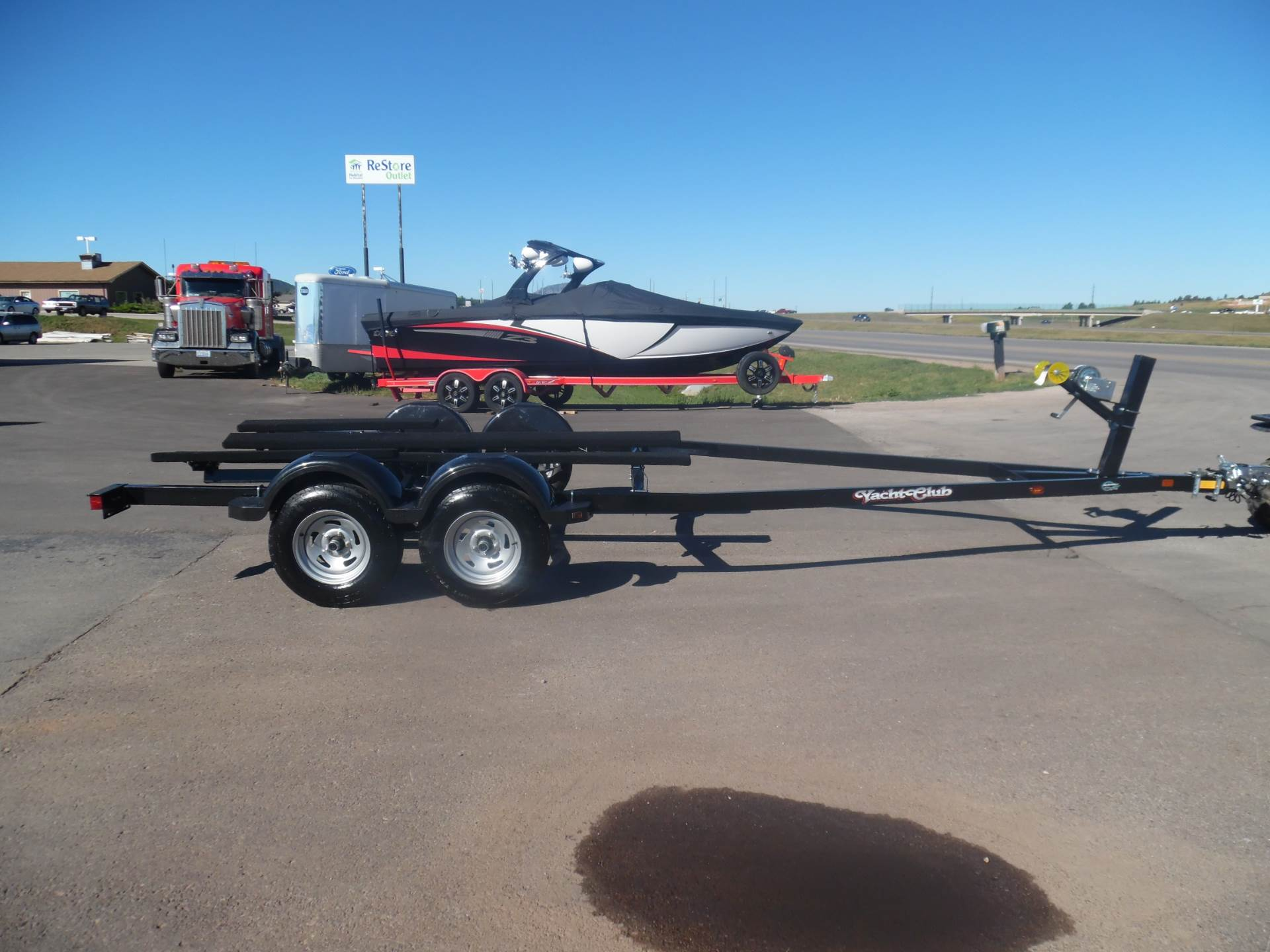 2021 Yacht Club 18-20.5' Tandem Axle Boat Trailer in Spearfish, South Dakota - Photo 6