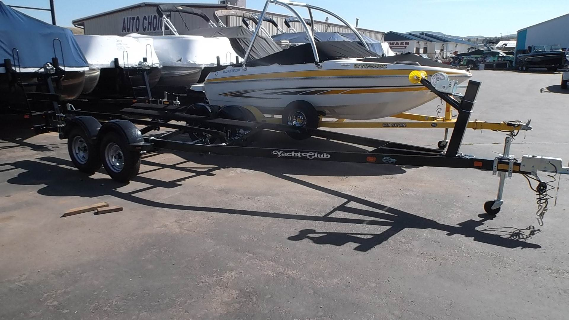 2018 Yacht Club 18-20.5' Tandem Axle Boat Trailer in Spearfish, South Dakota - Photo 12