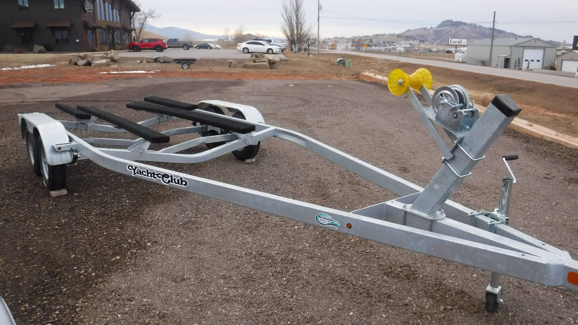 2021 Yacht Club 18-20.5' Tandem Axle Boat Trailer in Spearfish, South Dakota - Photo 1