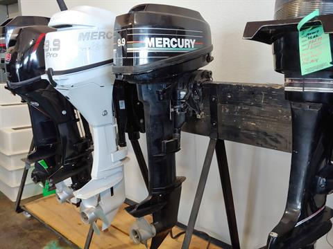 Mercury Marine 9.9 2S Kicker Long w/ controls in Spearfish, South Dakota - Photo 1