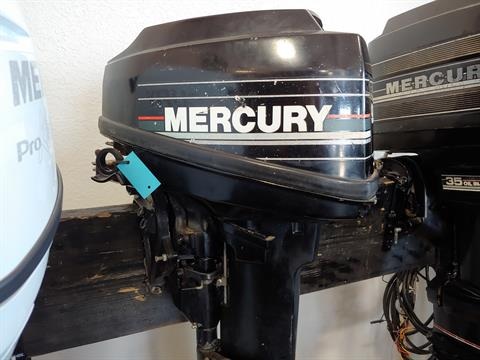 Mercury Marine 9.9 2S Kicker Long w/ controls in Spearfish, South Dakota - Photo 2