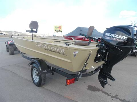 2016 Crestliner 1756 Retriever Jon Deluxe in Spearfish, South Dakota - Photo 1