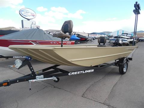 2016 Crestliner 1756 Retriever Jon Deluxe in Spearfish, South Dakota - Photo 2