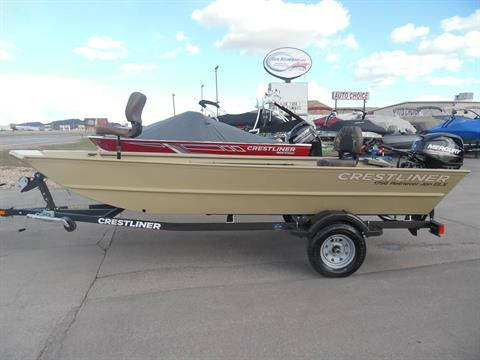 2016 Crestliner 1756 Retriever Jon Deluxe in Spearfish, South Dakota - Photo 3