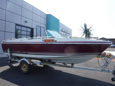 1984 Larson Silverline Mach I Bowrider in Spearfish, South Dakota