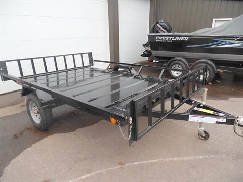 2017 Echo Trailers 2-place Extra Wide atv/utv trailer in Spearfish, South Dakota - Photo 1