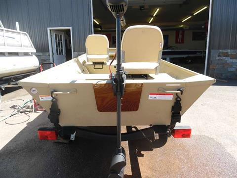 2017 Crestliner 12' Extra-Wide Jon Boat in Spearfish, South Dakota - Photo 1