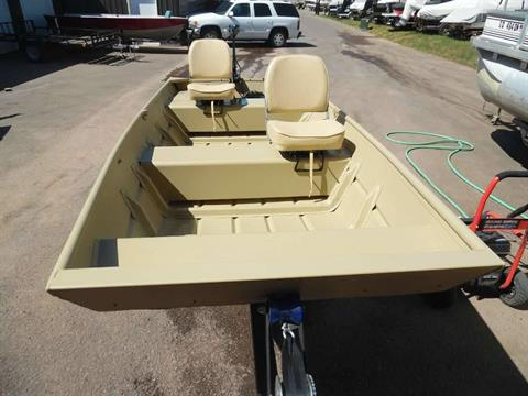 2017 Crestliner 12' Extra-Wide Jon Boat in Spearfish, South Dakota - Photo 3