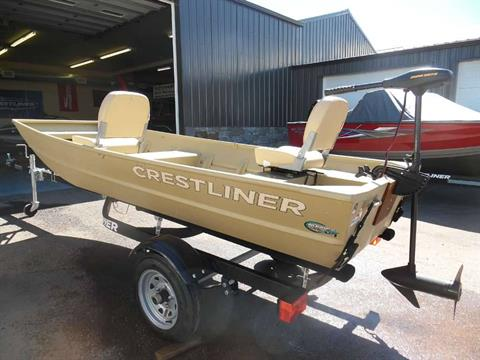 2017 Crestliner 12' Extra-Wide Jon Boat in Spearfish, South Dakota - Photo 5