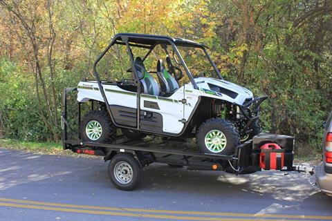 2020 Echo Trailers 2-Place Extra-Wide ATV/ 1 Place UTV Trailer in Spearfish, South Dakota