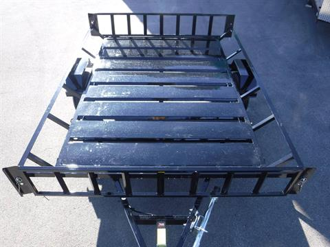 2021 Echo Trailers 2-Place Extra-Width ATV/ 1 Place UTV Trailer in Spearfish, South Dakota - Photo 5