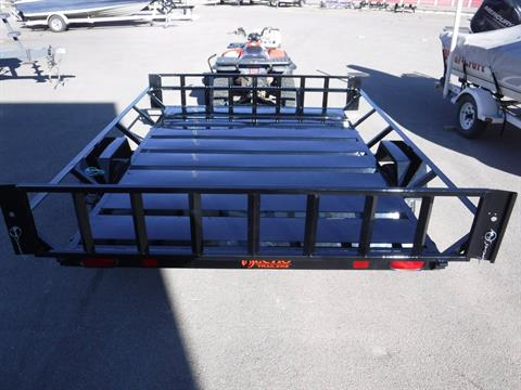 2021 Echo Trailers 2-Place Extra-Width ATV/ 1 Place UTV Trailer in Spearfish, South Dakota - Photo 6