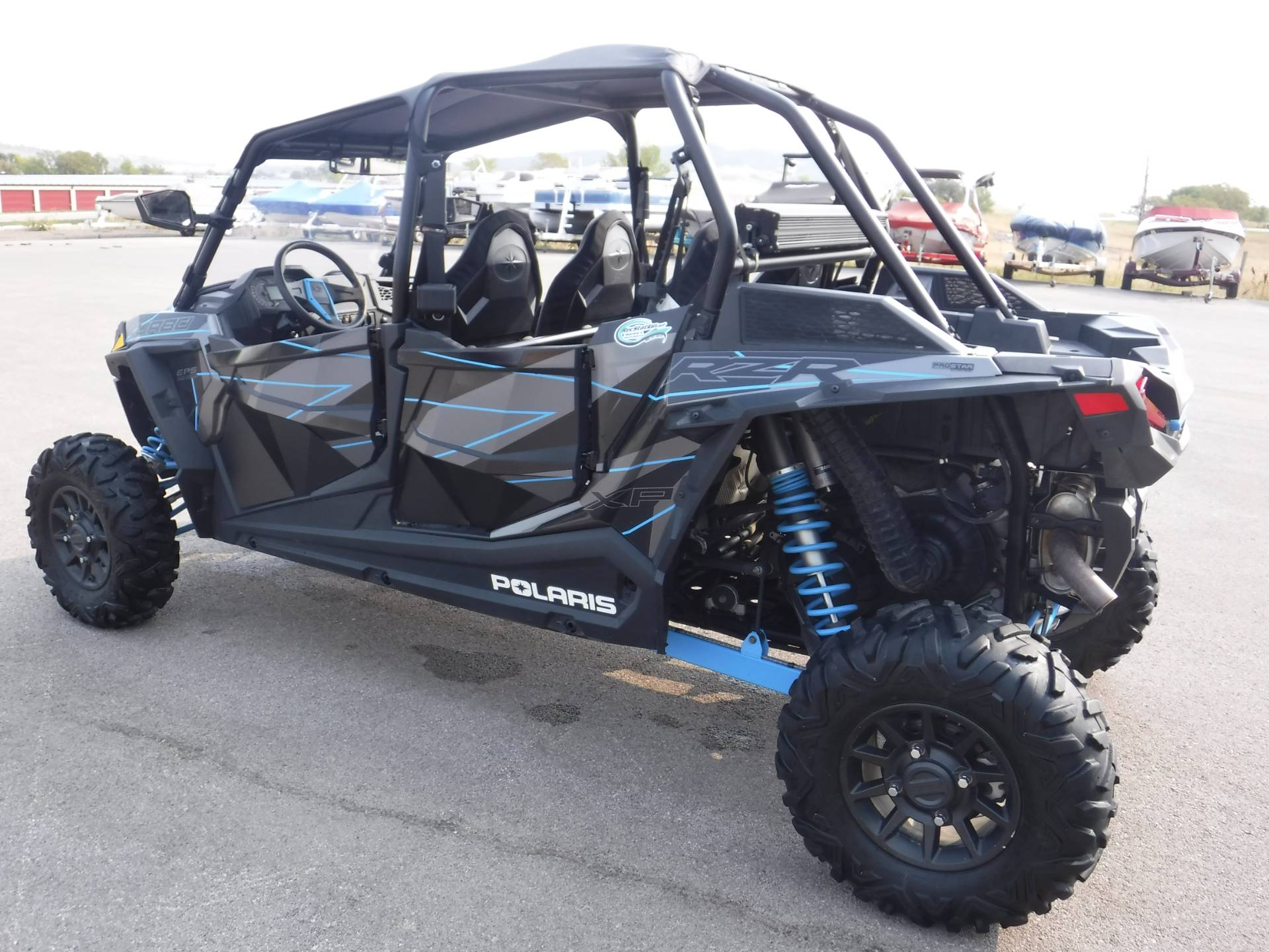 2019 Polaris RZR XP 4 Turbo in Spearfish, South Dakota - Photo 3