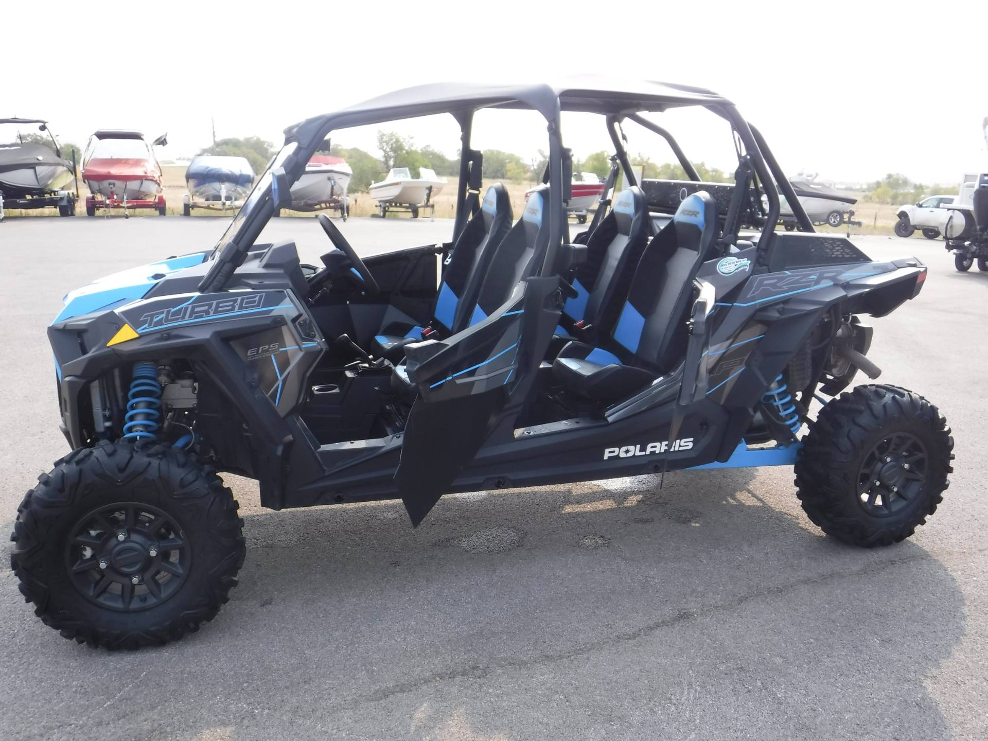2019 Polaris RZR XP 4 Turbo in Spearfish, South Dakota - Photo 2
