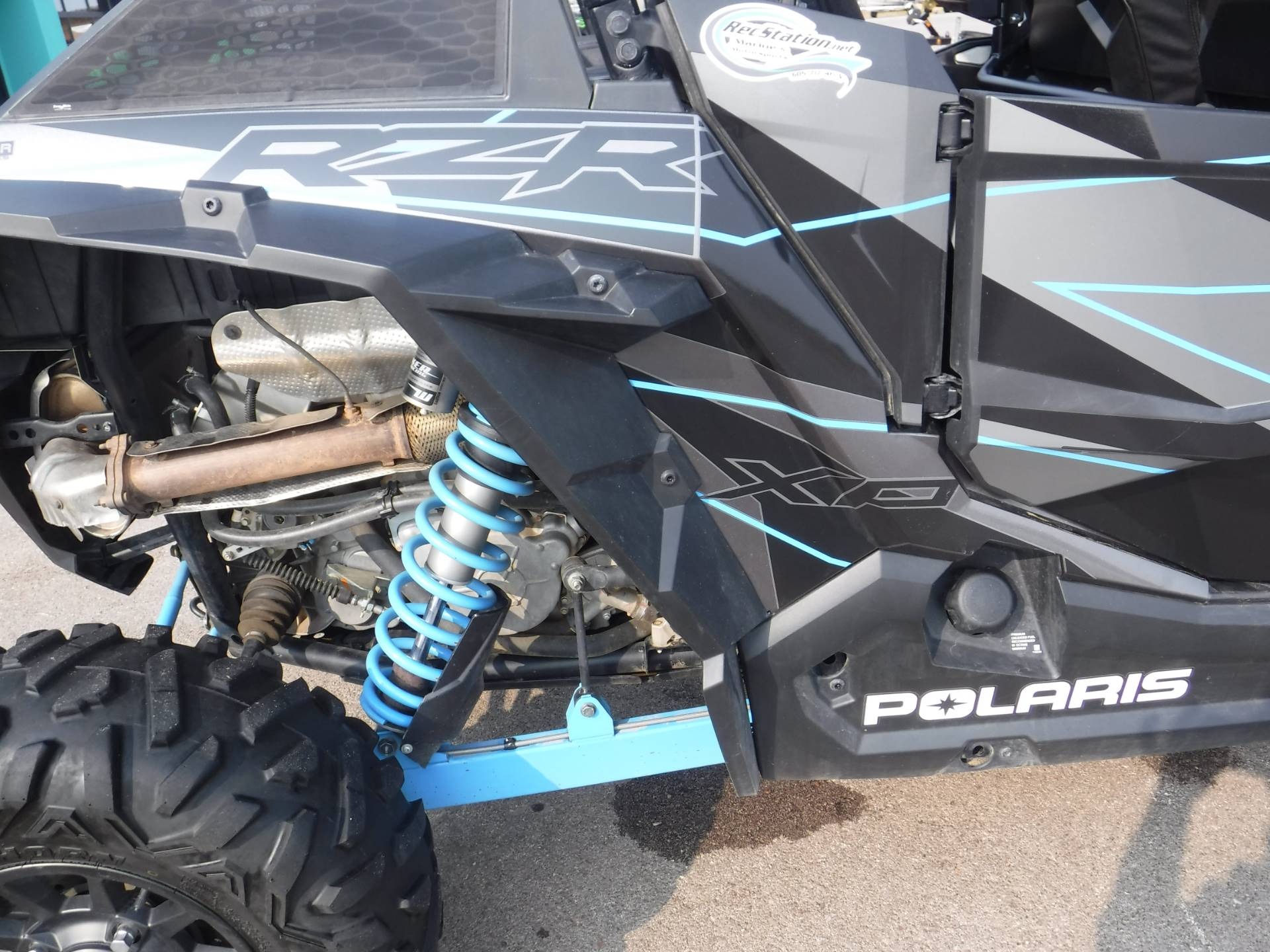 2019 Polaris RZR XP 4 Turbo in Spearfish, South Dakota - Photo 15