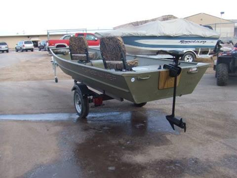 2008 Crestliner CR 1436 in Spearfish, South Dakota - Photo 1