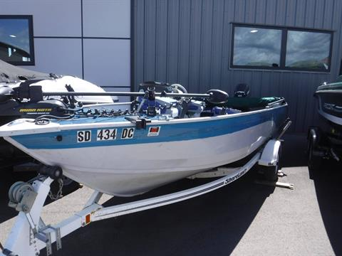 1995 Crestliner 1650 FishHawk SC in Spearfish, South Dakota - Photo 3
