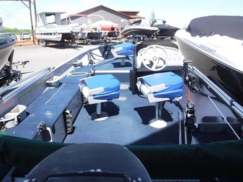 1995 Crestliner 1650 FishHawk SC in Spearfish, South Dakota - Photo 5