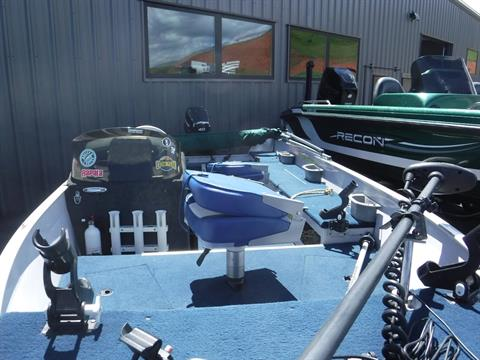 1995 Crestliner 1650 FishHawk SC in Spearfish, South Dakota - Photo 6