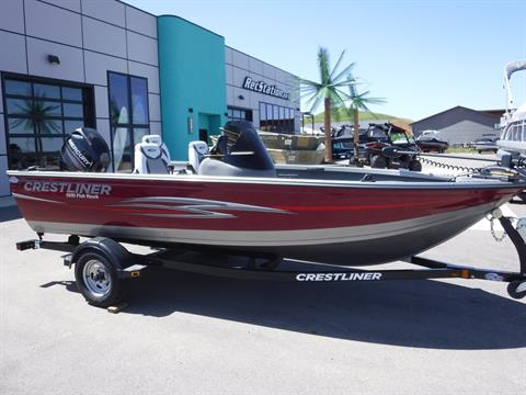 2013 Crestliner 1600 Fish Hawk in Spearfish, South Dakota