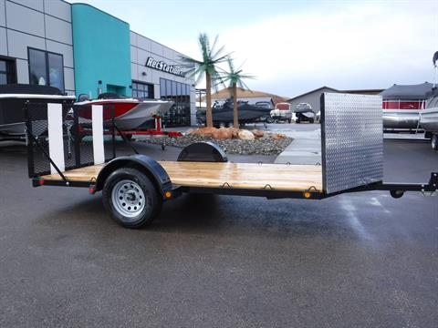 2020 Echo Trailers UTV/Snowbike/Snowmobile/Cycle Trailer in Spearfish, South Dakota - Photo 1