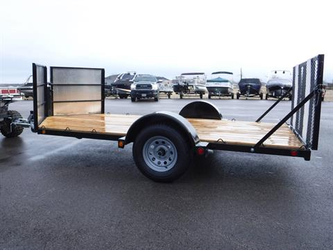 2020 Echo Trailers UTV/Snowbike/Snowmobile/Cycle Trailer in Spearfish, South Dakota - Photo 3