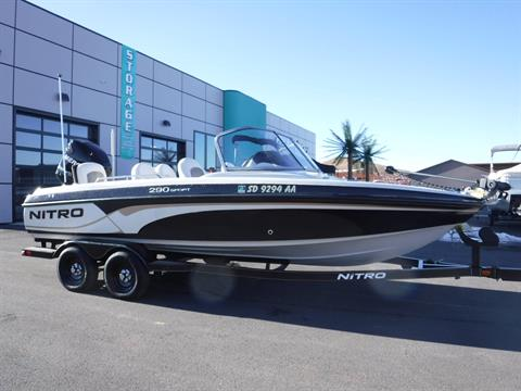2011 Nitro 290 Sport in Spearfish, South Dakota