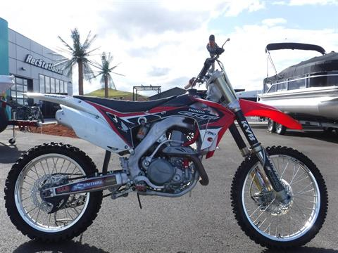 2013 Honda CRF®450R in Spearfish, South Dakota
