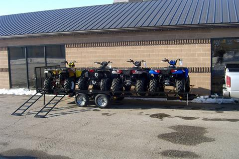 2020 Echo Trailers 4-Place ATV/UTV Trailer in Spearfish, South Dakota - Photo 9