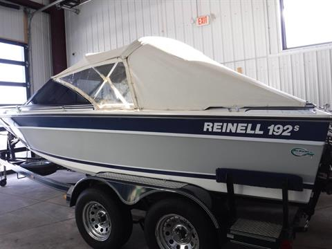 1987 Reinell 192S in Spearfish, South Dakota