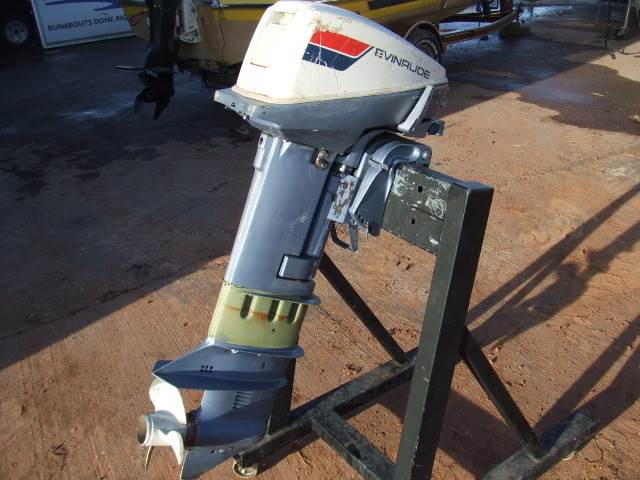 1974 Evinrude 9.9 long shaft tiller in Spearfish, South Dakota