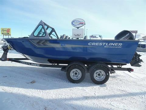 2017 Crestliner 1850 Commander in Spearfish, South Dakota