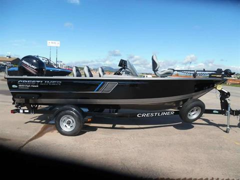 2016 Crestliner 1850 Fish Hawk SC in Spearfish, South Dakota - Photo 1