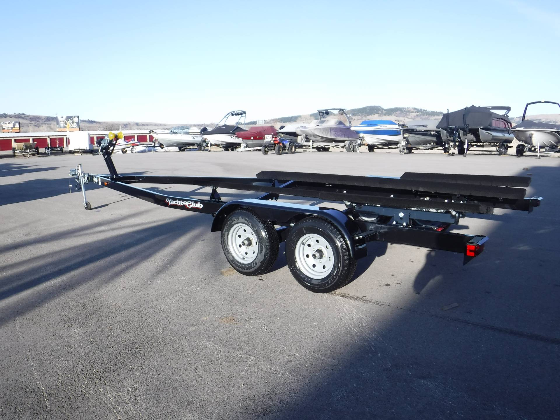 2020 Yacht Club 20'-23.5' Tandem Axle Boat Trailer in Spearfish, South Dakota - Photo 5