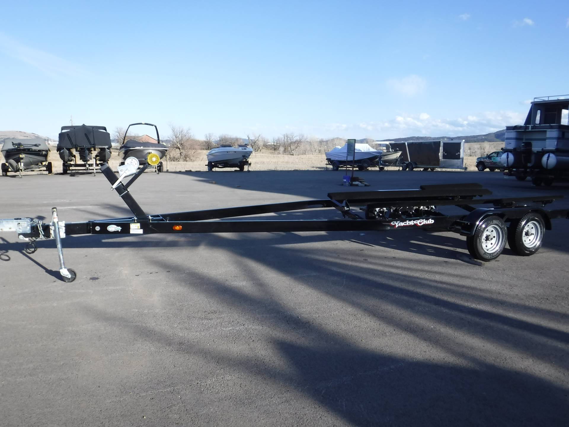 2020 Yacht Club 20'-23.5' Tandem Axle Boat Trailer in Spearfish, South Dakota - Photo 6