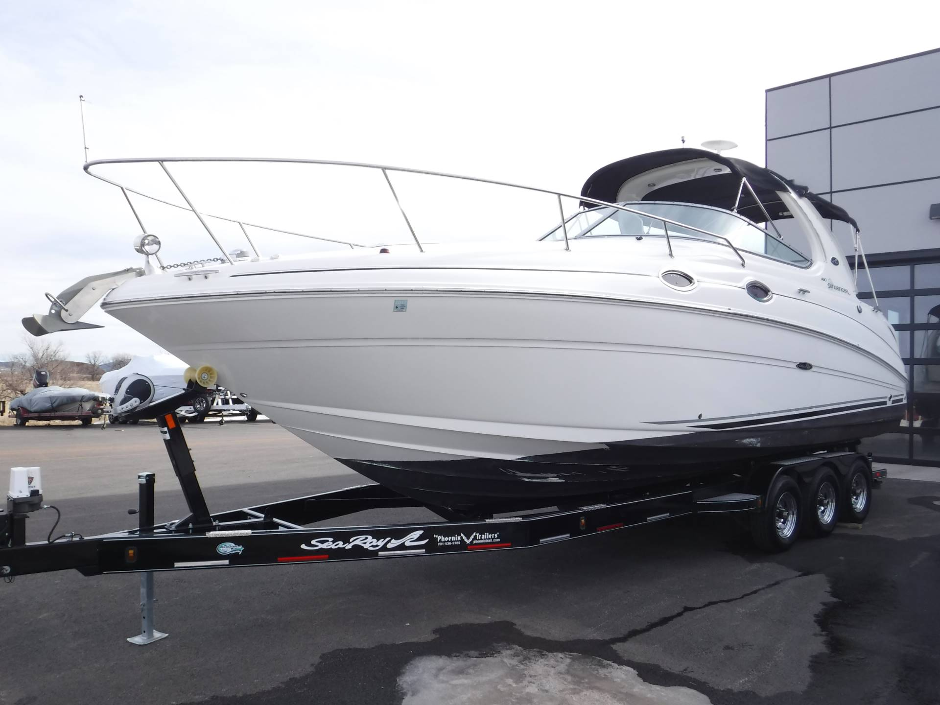 2008 Sea Ray 280 Sundancer in Spearfish, South Dakota - Photo 5