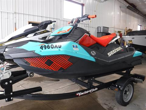 2017 Sea-Doo Spark 2up Trixx iBR in Spearfish, South Dakota
