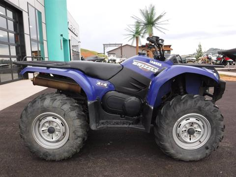 2009 Yamaha Grizzly 450 Auto. 4x4 IRS in Spearfish, South Dakota
