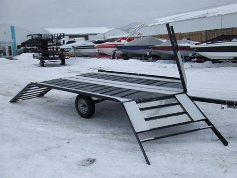 2017 Echo Trailers 11' Snow Trailer in Spearfish, South Dakota