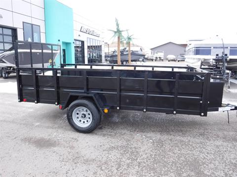 2021 Echo Trailers 6x12 Landscaping/UTV Trailer in Spearfish, South Dakota