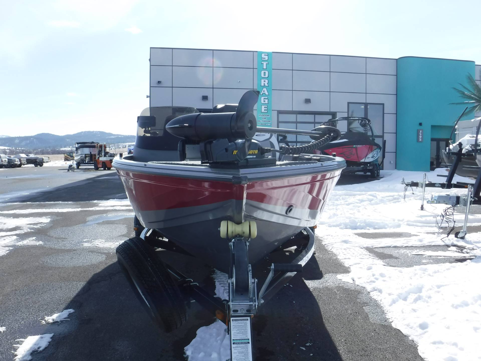 2014 Crestliner 1600 Fish Hawk in Spearfish, South Dakota