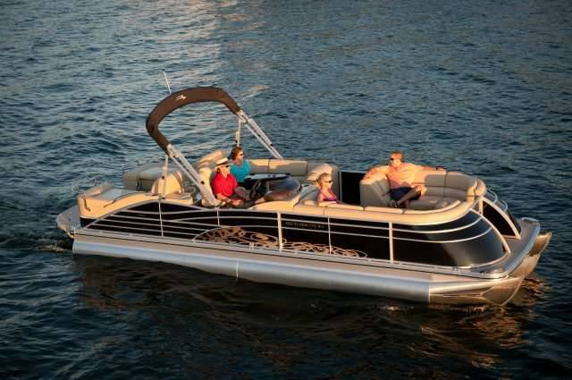 2017 Bennington 27' Q-series Elite in Spearfish, South Dakota