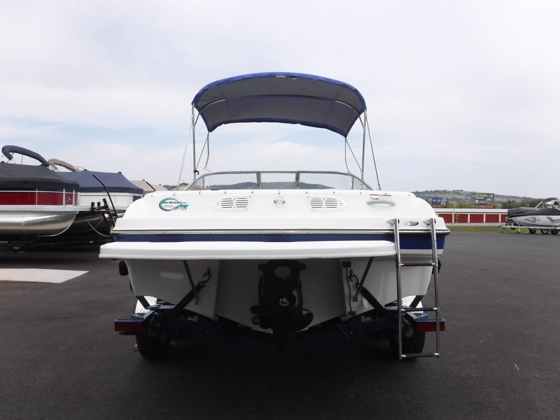 2007 Bayliner 205 in Spearfish, South Dakota