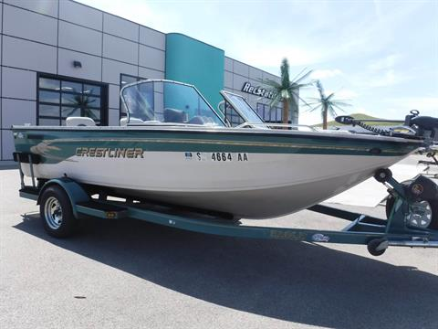 1999 Crestliner 1750 Sportfish in Spearfish, South Dakota