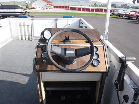 1985 Gregor  22' Pontoon in Spearfish, South Dakota