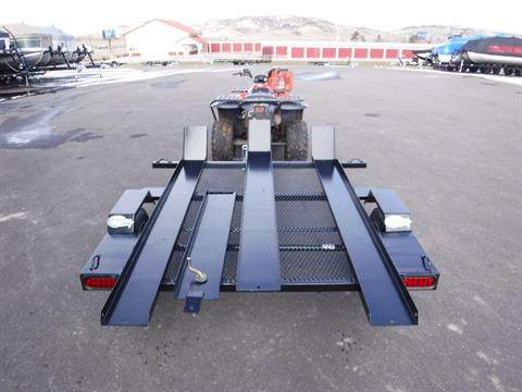 2020 Echo Trailers 3-Place Motorcycle Trailer in Spearfish, South Dakota - Photo 5