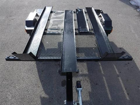2020 Echo Trailers 3-Place Motorcycle Trailer in Spearfish, South Dakota - Photo 8