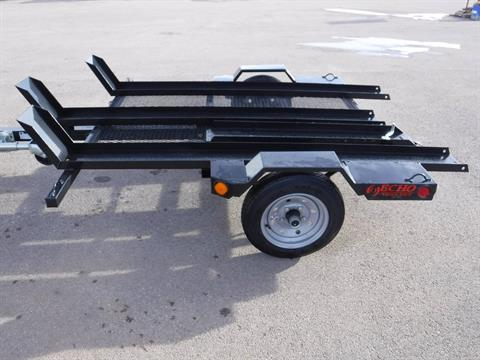 2020 Echo Trailers 3-Place Motorcycle Trailer in Spearfish, South Dakota - Photo 9
