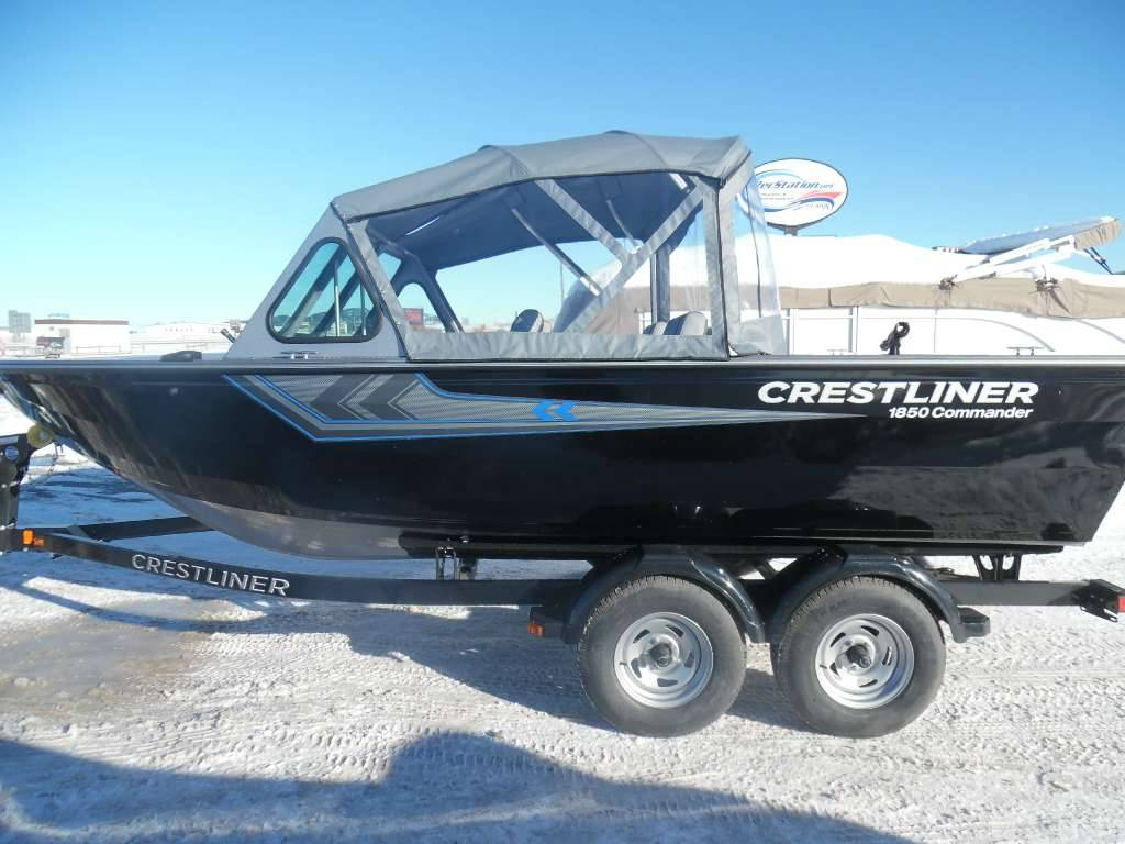 2016 Crestliner 1850 Commander in Spearfish, South Dakota - Photo 1